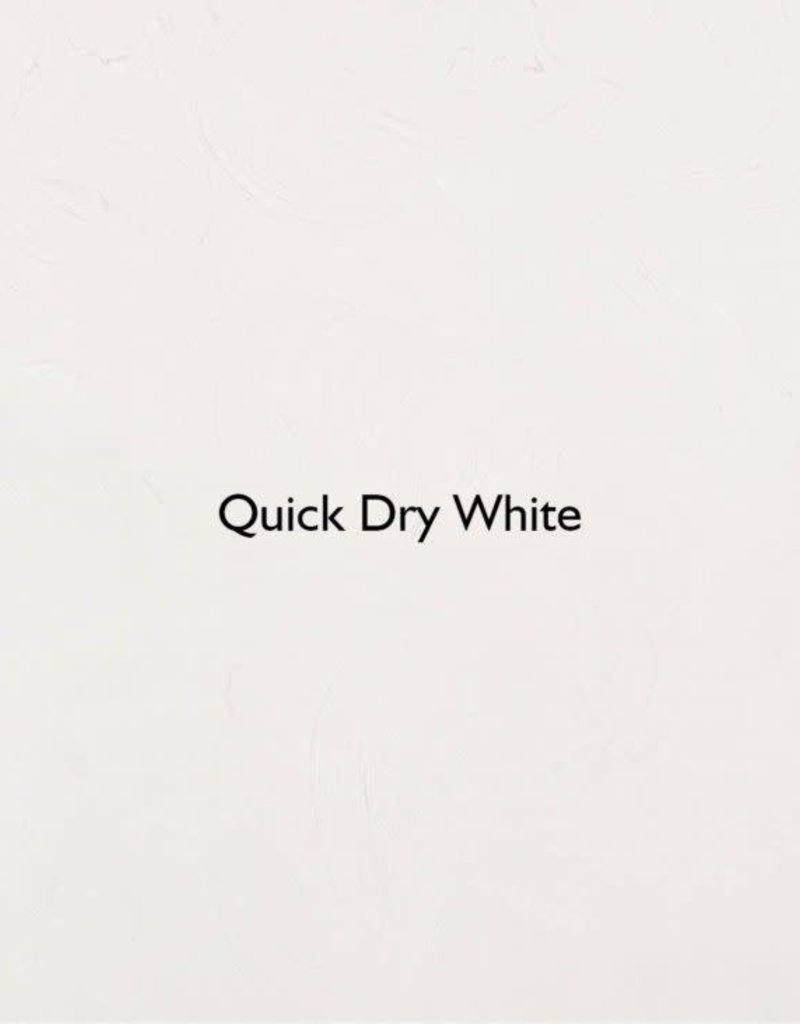 Gamblin Oil Paint, Quick Dry White, Series 1, Tube 37ml