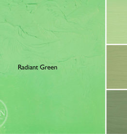 Gamblin Oil Paint, Radiant Green, Series 2, Tube 37ml