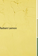 Gamblin Oil Paint, Radiant Lemon, Series 2, Tube 37ml