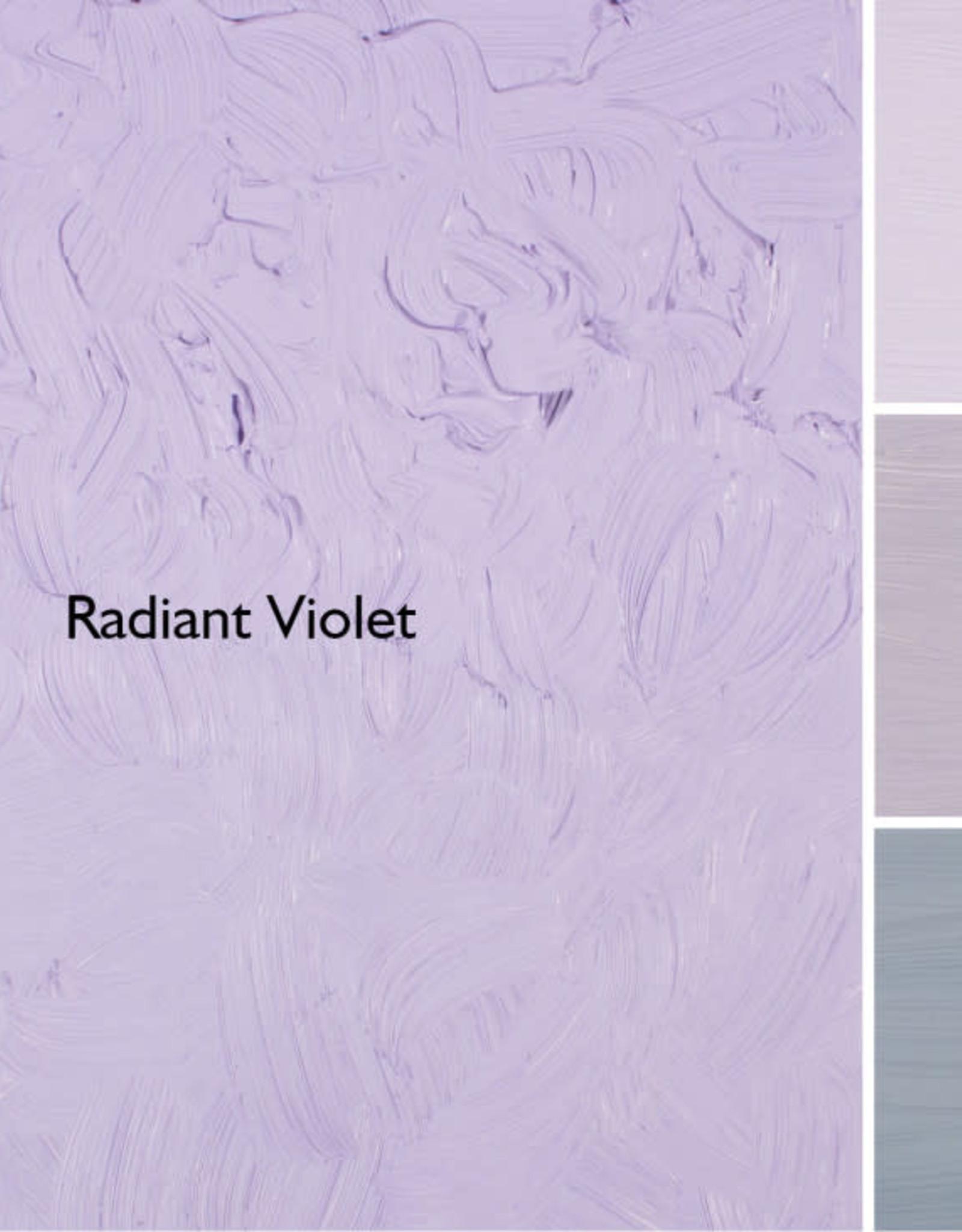 Gamblin Oil Paint, Radiant Violet, Series 2, Tube 37ml