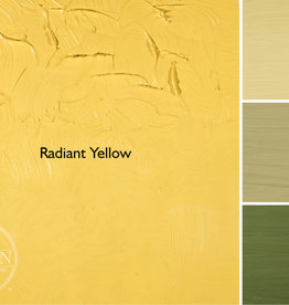 Gamblin Oil Paint, Radiant Yellow, Series 3, Tube 37ml