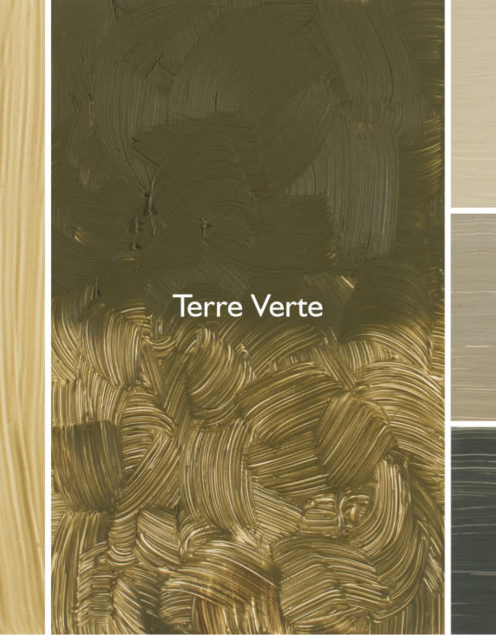 Gamblin Oil Paint, Terre Verte, Series 2, Tube 37ml