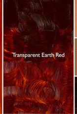 Gamblin Oil Paint, Transparent Earth Red, Series 3, Tube 37ml