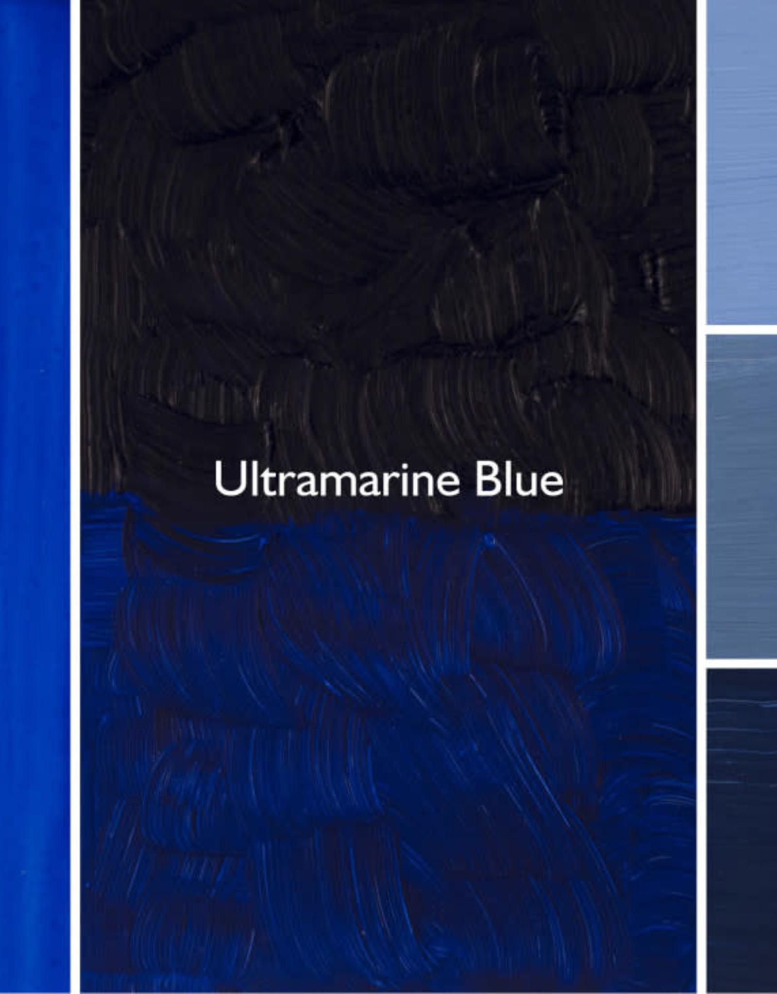 Gamblin Oil Paint, Ultramarine Blue, Series 2, Tube 37ml