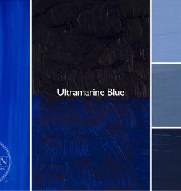 Gamblin Oil Paint, Ultramarine Blue, Series 2, Tube 37ml