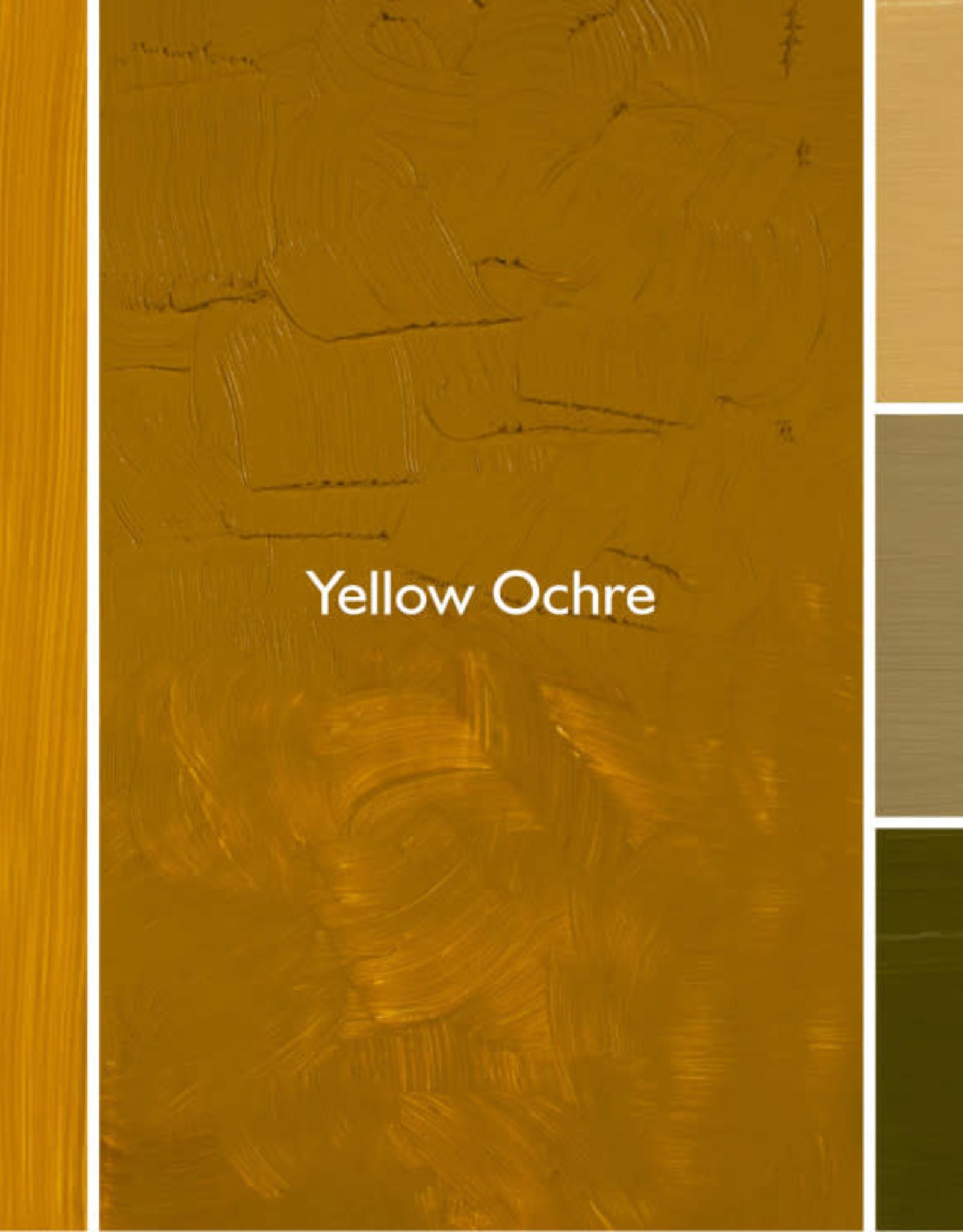 Gamblin Oil Paint, Yellow Ochre, Series 1, Tube 37ml