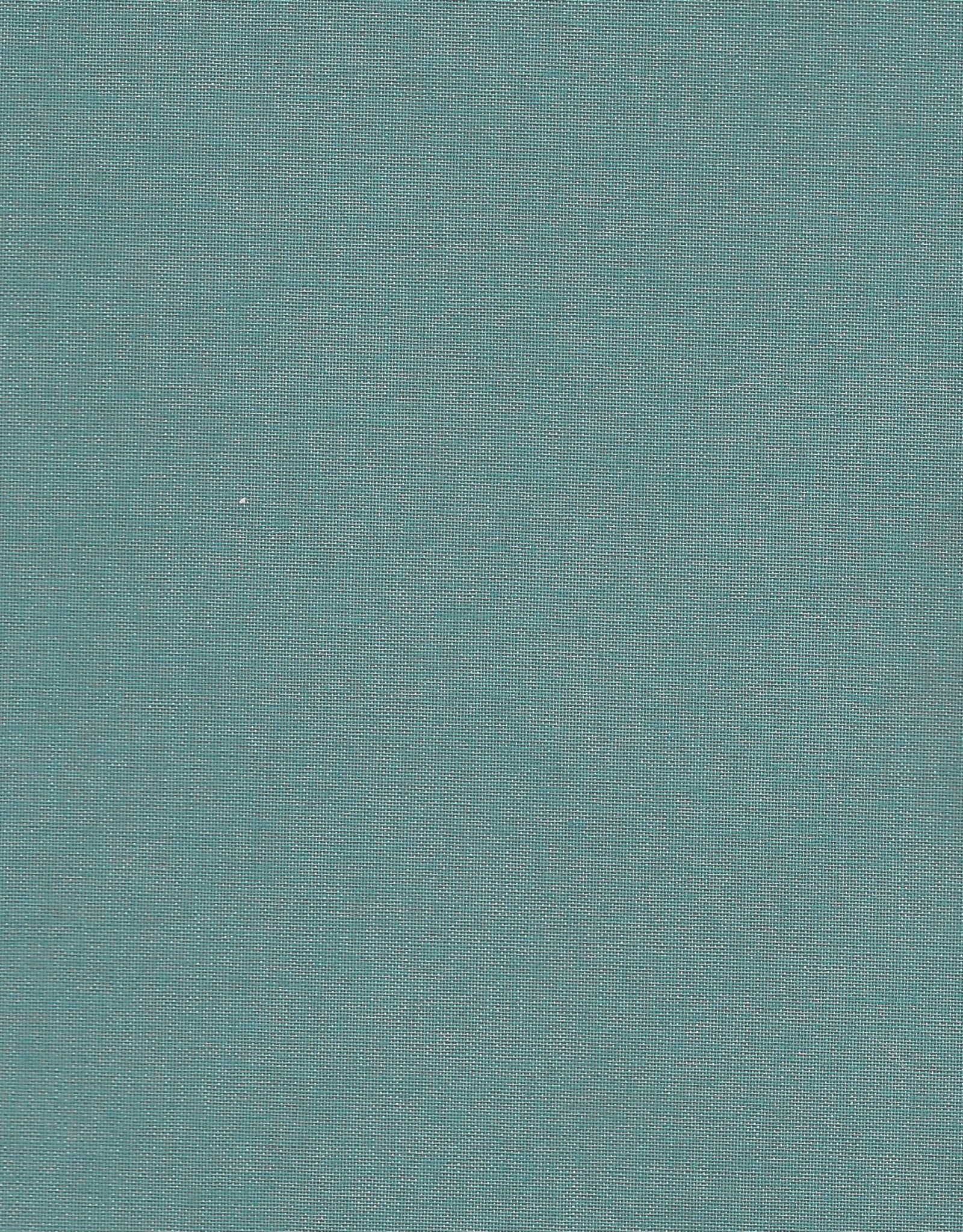 """Book Cloth Teal, 17"""" x 19"""", 1 Sheet, Acid-Free, 100% Rayon, Paper Backed"""