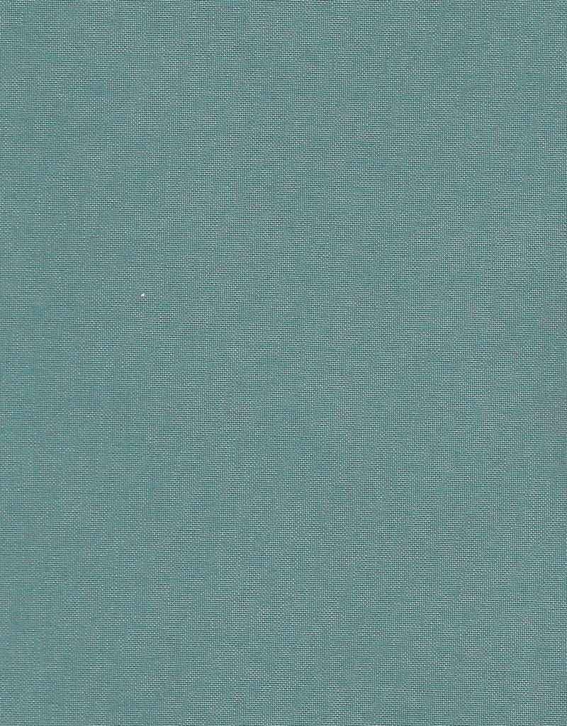 "Book Cloth Teal, 17"" x 19"", 1 Sheet, Acid-Free, 100% Rayon, Paper Backed"