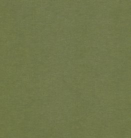 "Book Cloth Moss, 17"" x 19"", 1 Sheet, Acid-Free, 100% Rayon, Paper Backed"