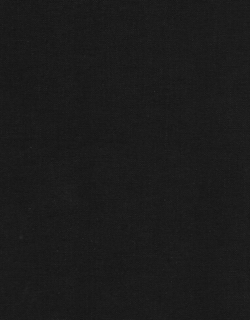"Book Cloth Black, 17"" x 19"", 1 Sheet, Acid-Free, 100% Rayon, Paper Backed"