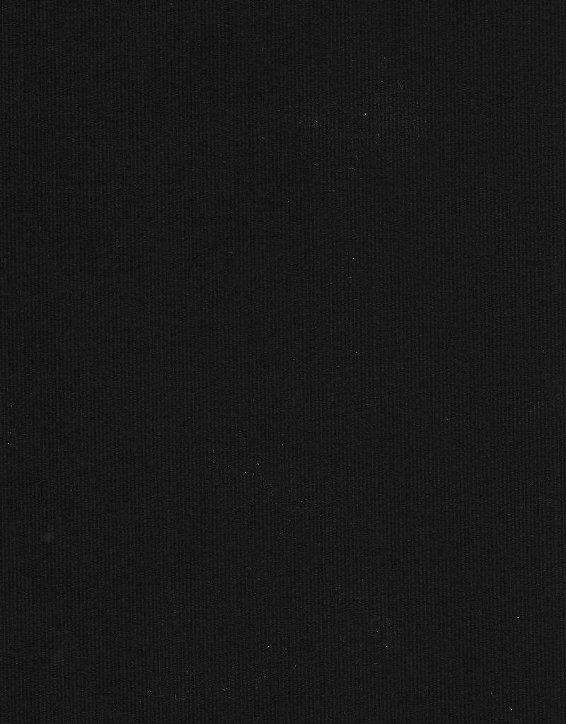 "Book Cloth Black, Ribbed Satin,17"" x 19"", 1 Sheet, Acid Free, No Paper Backing"