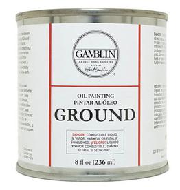 Gamblin Oil Painting Ground