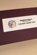 """Dolphin Papers Colorplan, Sample Book, 6.5"""" x 3.5"""""""