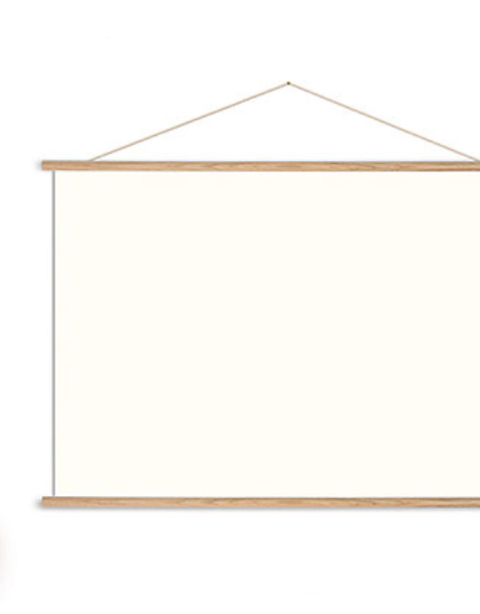 "Cavallini Vintage Poster Hanging Kit, 20"" x 28"" Horizontal"