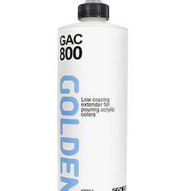 GAC 800, Golden Acrylic Extender for Pouring, Quart 32oz