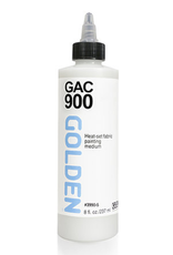 GAC 900 Acrylic Polymer for Clothing Artists, 8oz