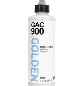 GAC 900, Golden Acrylic Polymer for Clothing Artists, 8oz