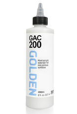 GAC 200 Acrylic Polymer for Increasing Film Hardness, 8oz