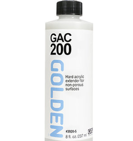 GAC 200 Acrylic Polymer for Increasing Film Hardness, Quart 32oz