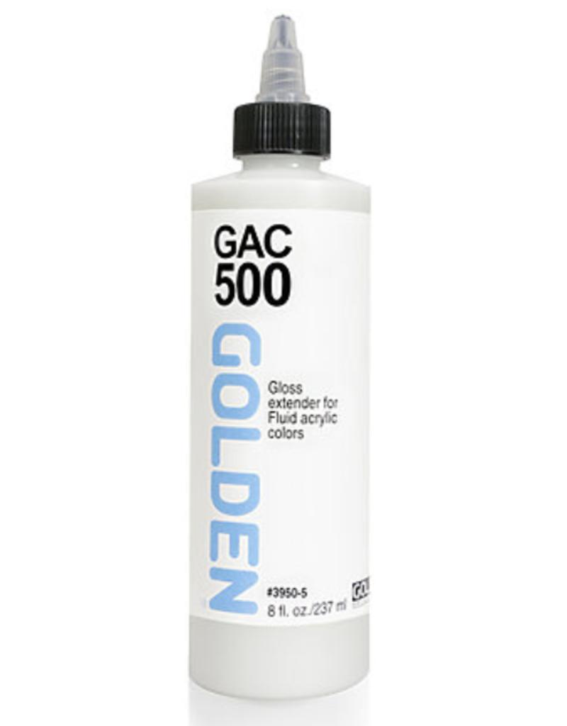 GAC 500 Acrylic Polymer, 8oz