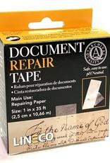 """Document Repair Tape, Acid-Free Self-Adhesive, 1"""" x 35'"""