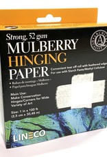 """Mulberry Hinging Tape, 1"""" x 100'"""