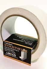 """Book Repair Tape, White, 2"""" x 15 yds Self-Adhesive"""