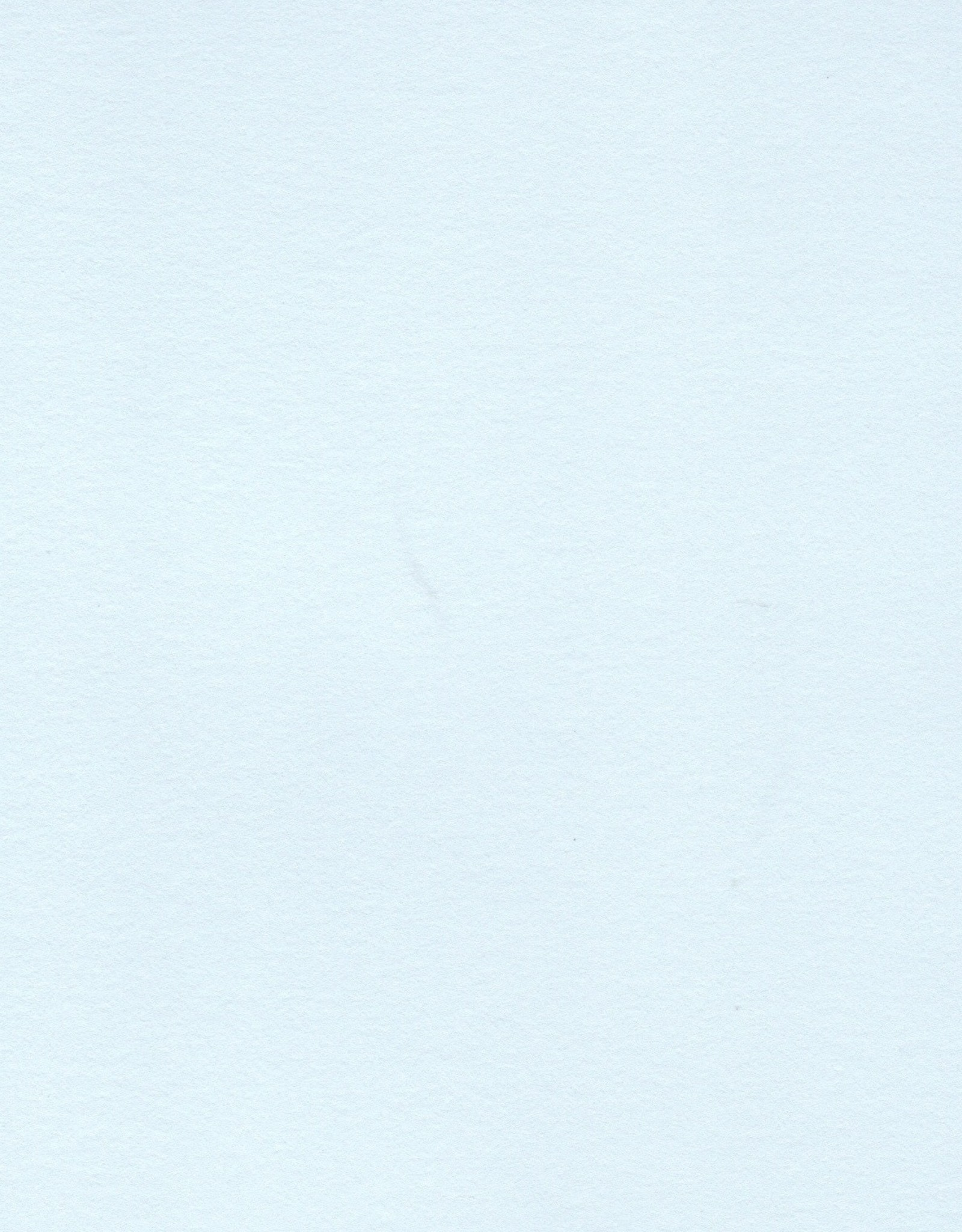 "Stonehenge Pale Blue 22"" x 30"", 250gsm"