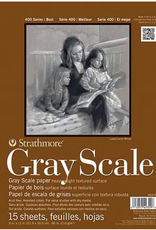 "Gray Scale Paper Pads, Strathmore, 18"" x 24"" - 15/Sheet Pad"