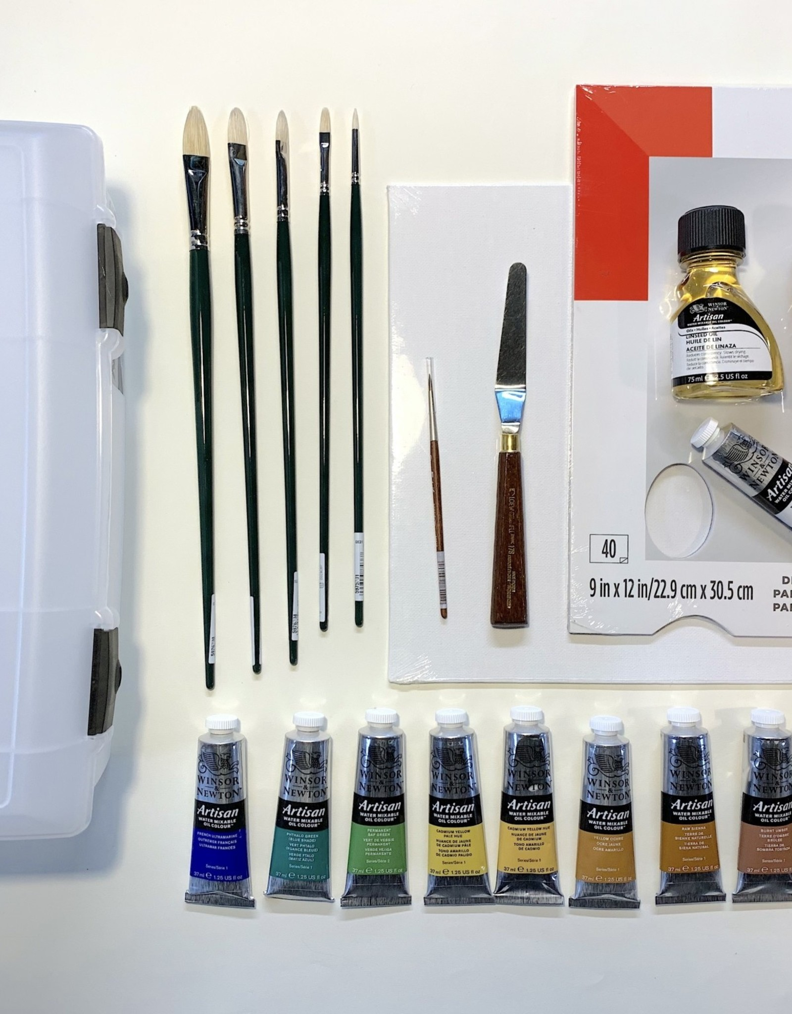 Beginning Painting Kit, Expanded Color Palette