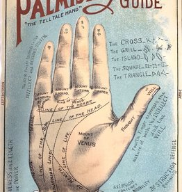 "Cavallini Palmistry, Cavallini Poster Print, 20"" x 28"""