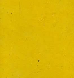 "Lokta Heavy Tiger Yellow, 20"" x 30"", 100gsm"
