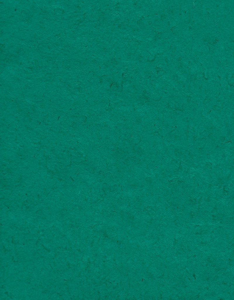 "Lokta Heavy Forest Green, 20"" x 30"", 100gsm"
