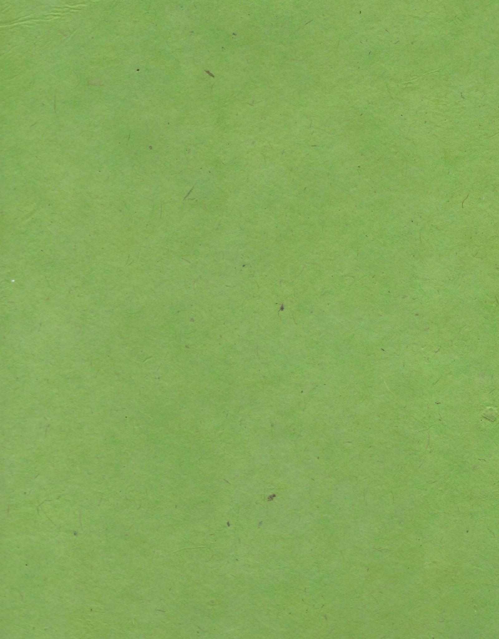 """Lokta Heavy Citrus Green, 20"""" x 30"""", 100gsm"""