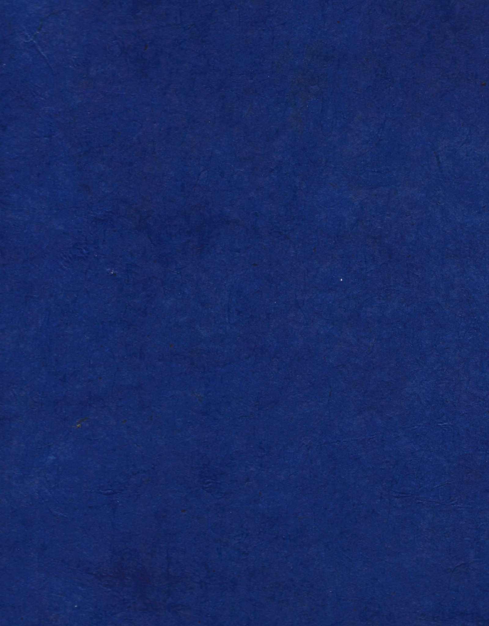 "Lokta Heavy Royal Blue, 20"" x 30"", 100gsm"