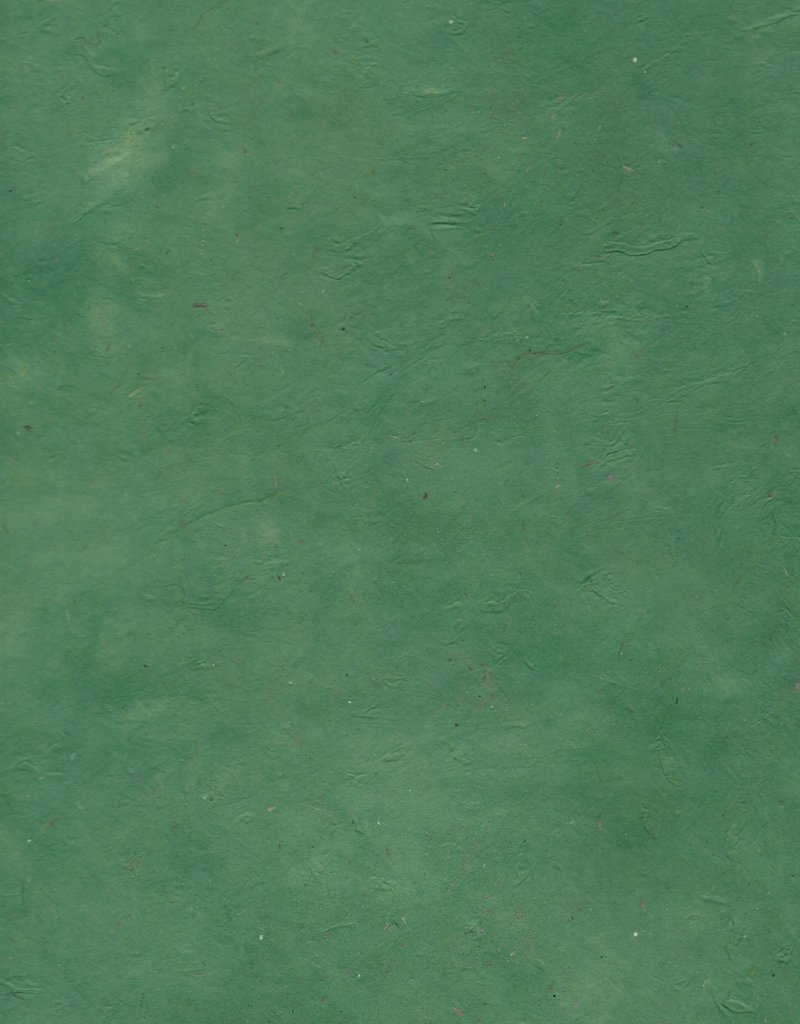 "Lokta Heavy Dark Green, 20"" x 30"", 100gsm"
