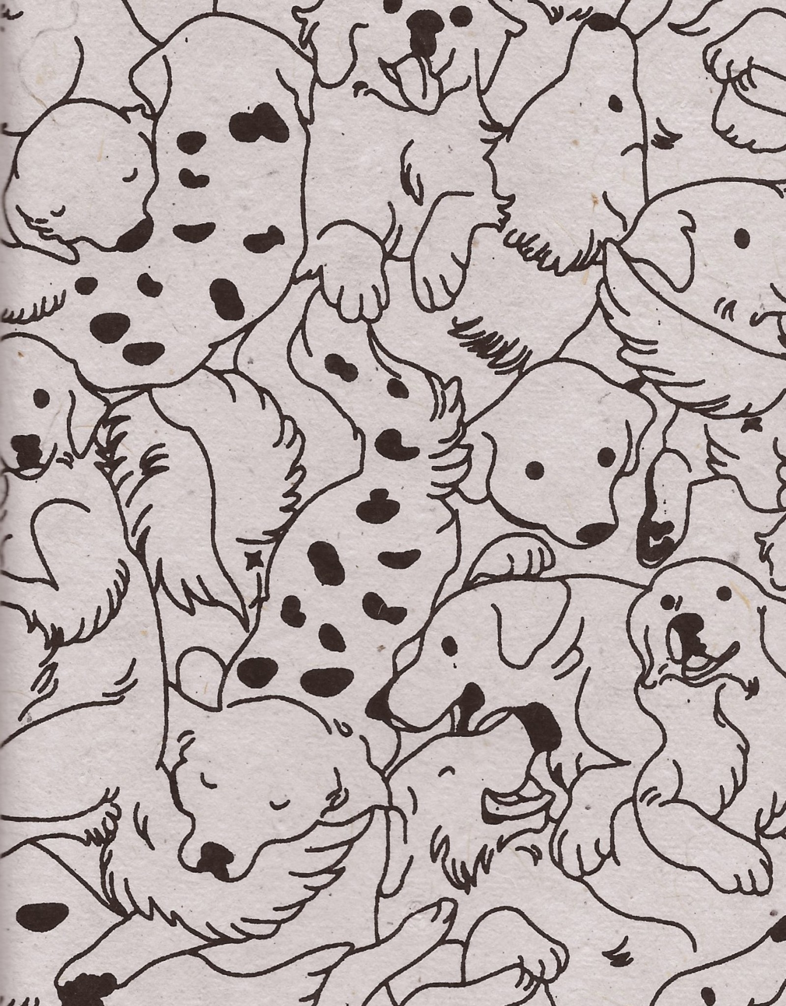 """Dogs, Journal, 5"""" x 8"""""""