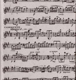 """Sheet Music, Journal, 5"""" x 8"""""""