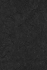 """Thai Unryu Black, Roll, 39"""" x 11yards, 25gsm"""