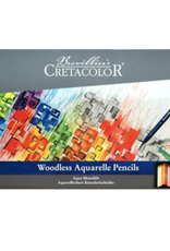 Cretacolor, Aqua Monolith Pencil, Metal Tin Set of 36
