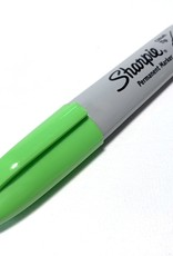 Sharpie Chisel Tip Lime