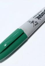 Sharpie Chisel Tip Green