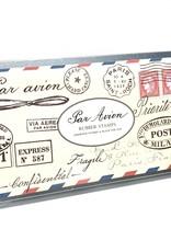 Rubber Stamp Par Avion