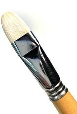 Escoda Bright 4628 #18, Bristle for Oil & Acrylic