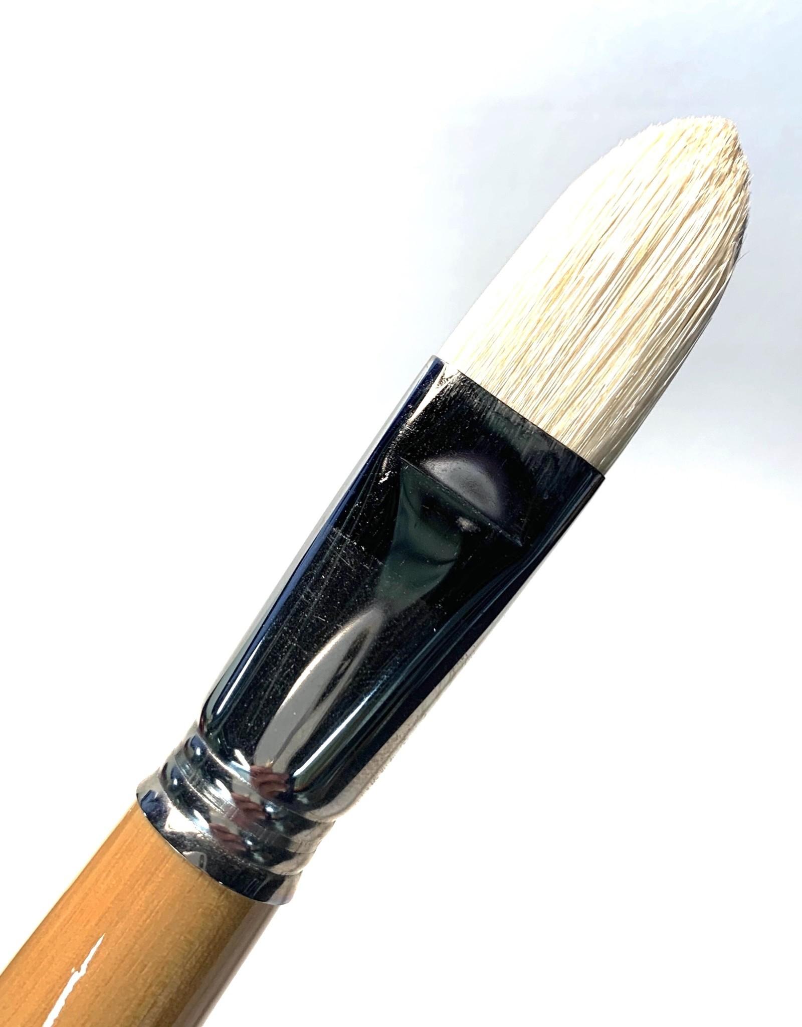 Escoda Filbert 4729 #22, Bristle for Oil & Acrylic