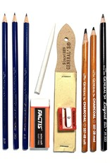 General's Sketchmate Drawing Kit: 10 Pieces