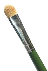 Isabey Kolinsky Sable Fat Brush, Filbert 6170 #10