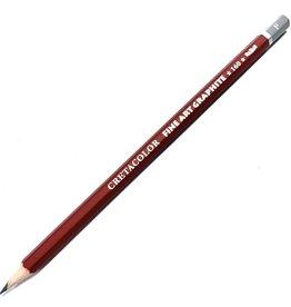 Cretacolor Graphite Pencil, F