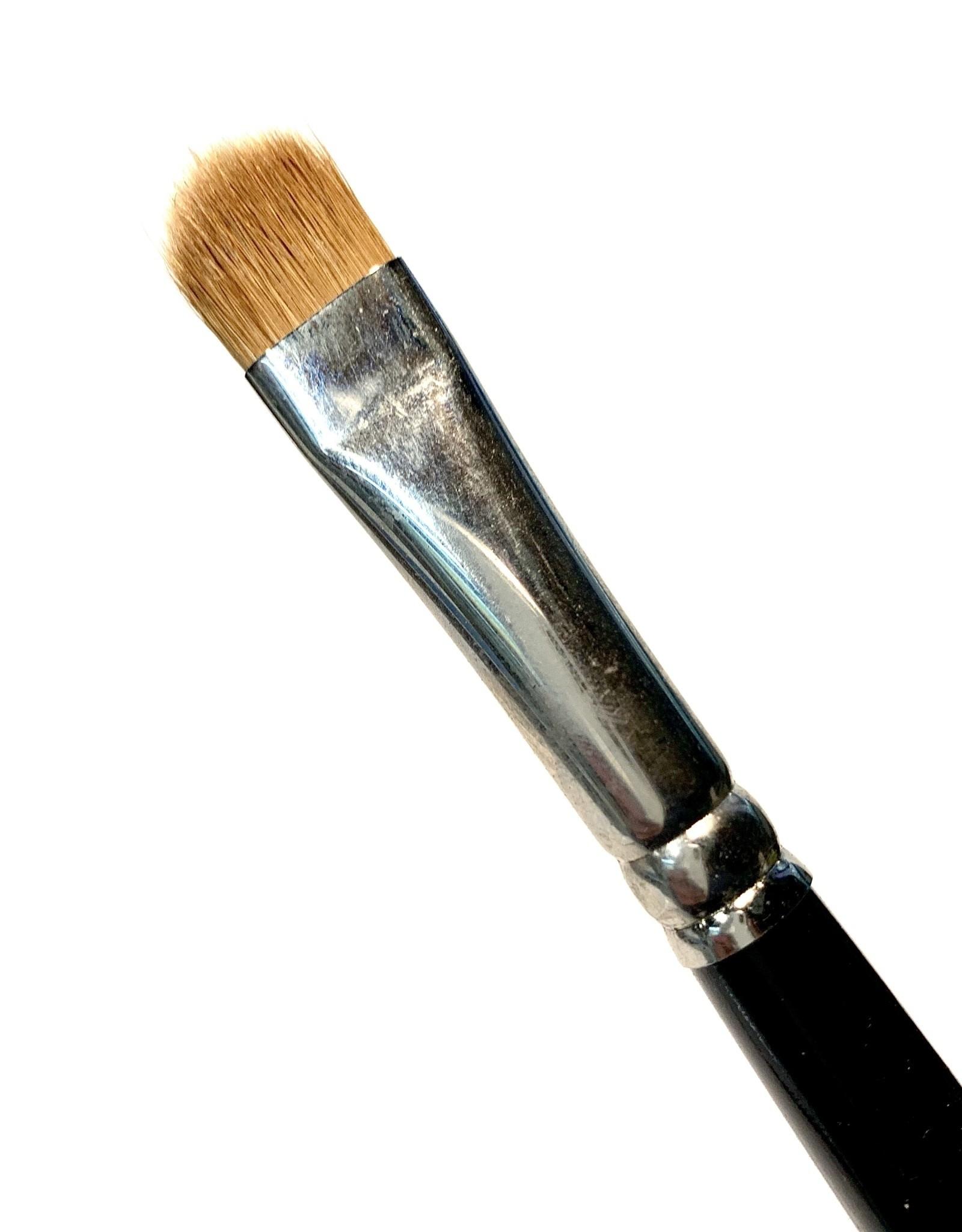 Paragon Pia Supreme Sable Brush, Filbert, 9915 #10