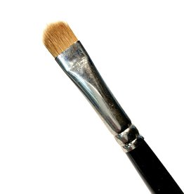 Paragon Pia Supreme Sable Brush, Filbert, 9915 #10